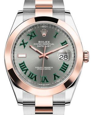 126301 Slate Rolex Datejust 41