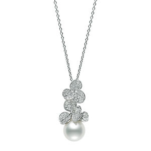 Mikimoto Fortune Leaves PP-20398NU