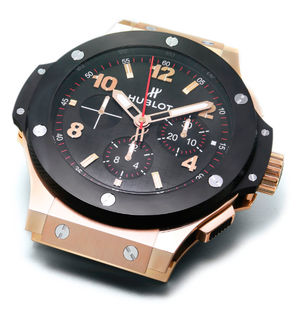 PVL.3413PB.131.300.00 Hublot Big Bang Wall Clock