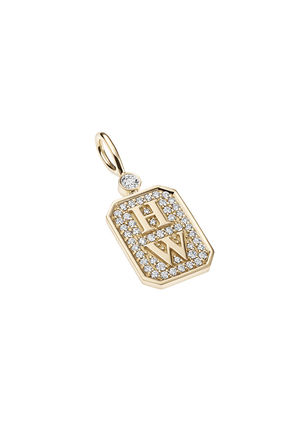 Harry Winston Charms CMDYRDPALOG