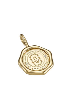 Harry Winston Charms CMDYRDCLSLD