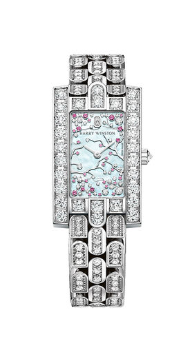 AVEQHM21WW288 Harry Winston часы