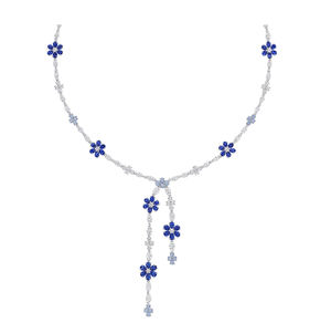 Harry Winston Forget-Me-Not NKSPLTFLRFMN
