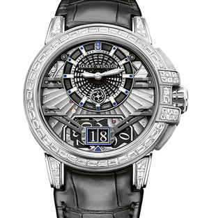 OCEABD42WW002 Harry Winston Ocean