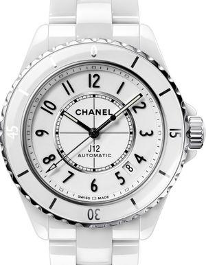 Chanel J12 White H5700