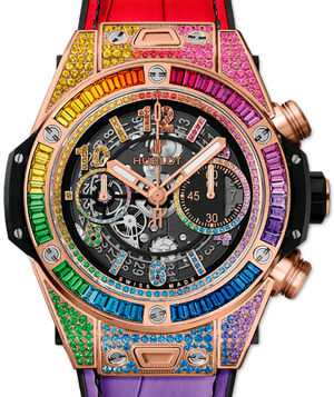 411.OX.9910.LR.0999 Hublot Big Bang Unico 45 mm