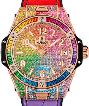 Hublot Big Bang One Click 39 mm 465.OX.9910.LR.0999