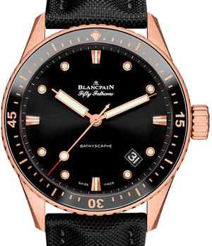 5000 36S30 B52A Blancpain Fifty Fathoms