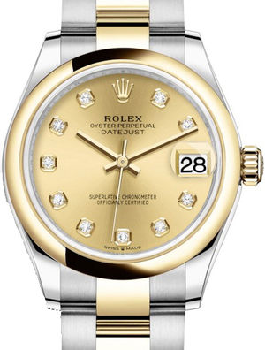 278243-0025 Rolex Datejust 31