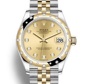 278343RBR-0026 Rolex Datejust 31