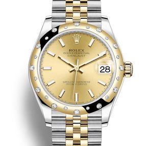 278343RBR-0014 Rolex Datejust 31