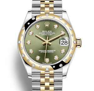 278343RBR-0030 Rolex Datejust 31