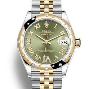 278343RBR-0016 Rolex Datejust 31