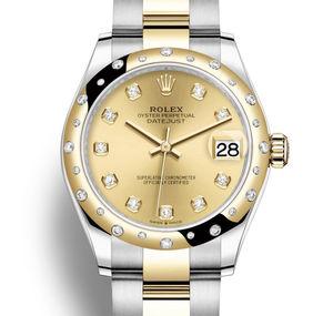 278343RBR-0025 Rolex Datejust 31