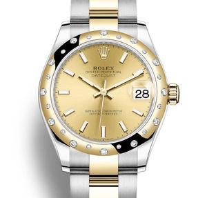 278343RBR-0013 Rolex Datejust 31