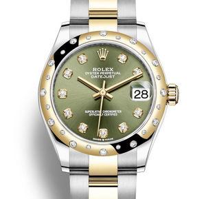 278343RBR-0029 Rolex Datejust 31
