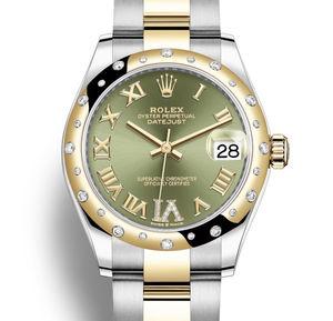 278343RBR-0015 Rolex Datejust 31