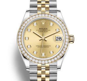 278383RBR-0026 Rolex Datejust 31