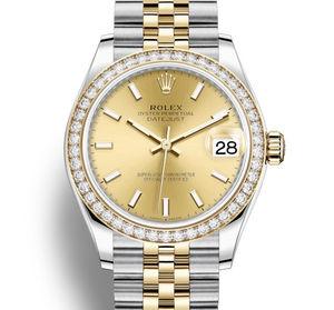 278383RBR-0014 Rolex Datejust 31