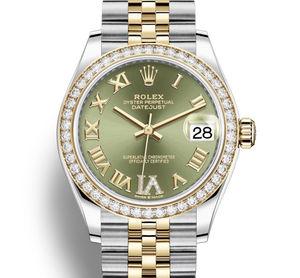 278383RBR-0016 Rolex Datejust 31