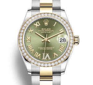 278383RBR-0015 Rolex Datejust 31