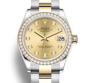 278383RBR-0025 Rolex Datejust 31