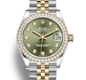 278383RBR-0030 Rolex Datejust 31