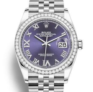 126284RBR-0013 Rolex Datejust 36