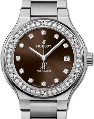 Hublot Classic Fusion 38 mm 568.NX.897M.NX.1204