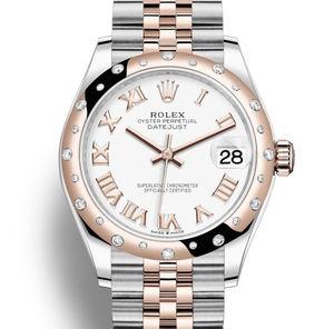 278341RBR-0002 Rolex Datejust 31