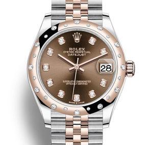278341RBR-0028 Rolex Datejust 31