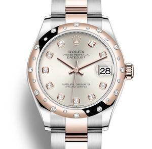 278341RBR-0015 Rolex Datejust 31