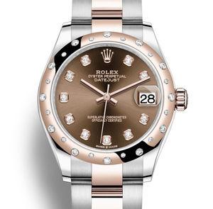 278341RBR-0027 Rolex Datejust 31