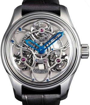 TTR3 Chronometer Steel Antoine Preziuso Master Exclusive Creations