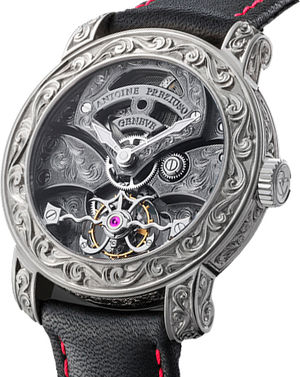 baroque tourbillon Antoine Preziuso The Tourbillons