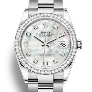 126284RBR-0012 Rolex Datejust 36