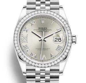 126284RBR-0021 Rolex Datejust 36