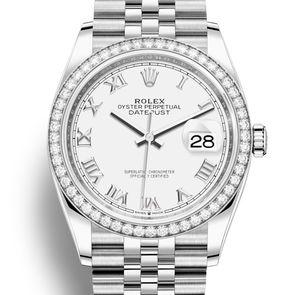 126284RBR-0017 Rolex Datejust 36