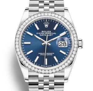 126284RBR-0009 Rolex Datejust 36