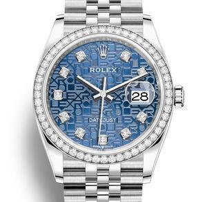 126284RBR-0003 Rolex Datejust 36