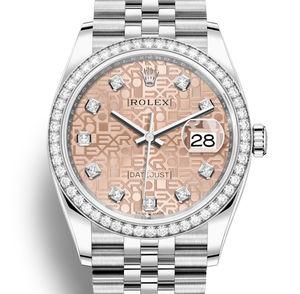 126284RBR-0015 Rolex Datejust 36