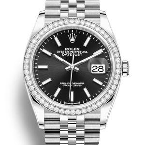 126284RBR-0007 Rolex Datejust 36