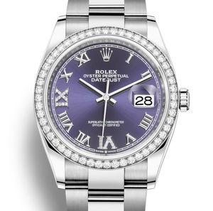 126284RBR-0014 Rolex Datejust 36