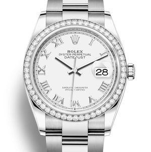 126284RBR-0018 Rolex Datejust 36