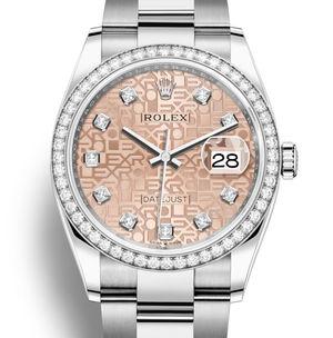 126284RBR-0016 Rolex Datejust 36