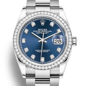 126284RBR-0030 Rolex Datejust 36