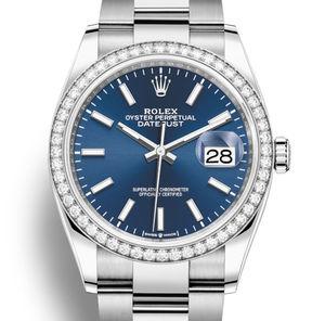126284RBR-0010 Rolex Datejust 36