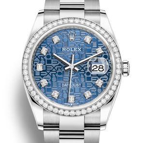 126284RBR-0004 Rolex Datejust 36
