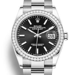 126284RBR-0008 Rolex Datejust 36