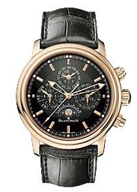 Blancpain Leman Complicated 2685F-3630-53B